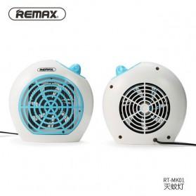 Remax Lampu Pembasmi Nyamuk - RT-MK01 - White/Blue
