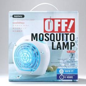 Remax Lampu Pembasmi Nyamuk - RT-MK01 - White/Blue - 5