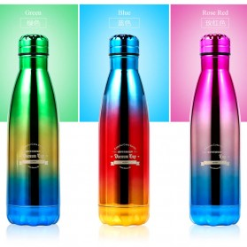 Remax Botol Termos Stainless Steel 500ml - RT-CUP41 - Blue - 4