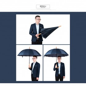 Remax Payung Hujan Tahan Angin - RT-U12 - Dark Blue - 3