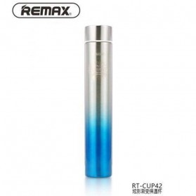 Remax Botol Thermos Stainless Steel 260ml - RT-CUP42 - Blue