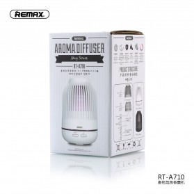 Remax Mag Series Humidifier Aroma Therapy 90ml - RT-A710 - Black - 8