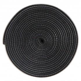 Baseus Cable Management Velcro Strap 3 Meter x 14 mm - ACMGT-F09 - Black - 4