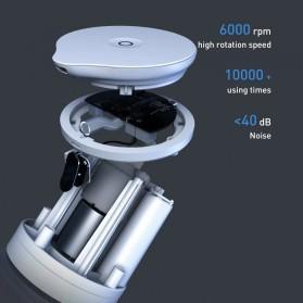 Baseus Intelligent Soap Dispenser Sabun Otomatis Foaming - ACXSJ-B02 - White - 7
