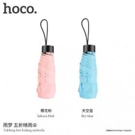 HOCO YuMeng Payung Lipat Mini - Pink - 3