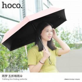 HOCO YuMeng Payung Lipat Mini - Pink - 6