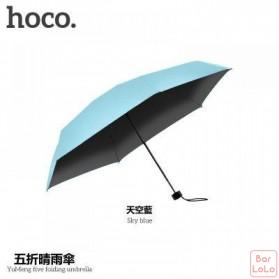 HOCO YuMeng Payung Lipat Mini - Blue - 2