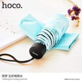 HOCO YuMeng Payung Lipat Mini - Blue - 5