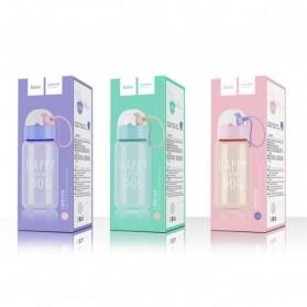 HOCO CP6 Botol Minum Happy Little Dog 450ml - Pink - 3