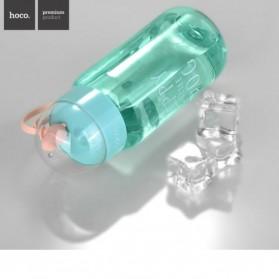 HOCO CP6 Botol Minum Happy Little Dog 450ml - Green - 5
