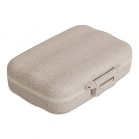 BUBM Kotak Obat Medicine Tablet Storage Box - BXYH-L - Gray