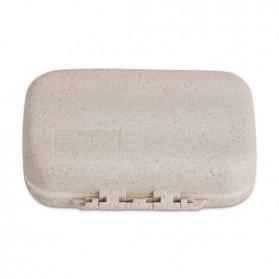 BUBM Kotak Obat Medicine Tablet Storage Box - BXYH-L - Gray - 4