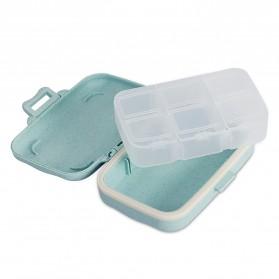 BUBM Kotak Obat Medicine Tablet Storage Box - BXYH-L - Gray - 5