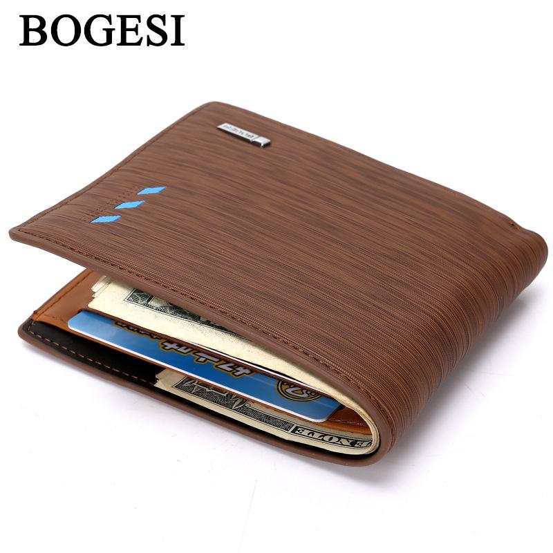 ... Bogesi Dompet Kulit Pria Horizontal - BOGESI724-1 - Black - 5 ...
