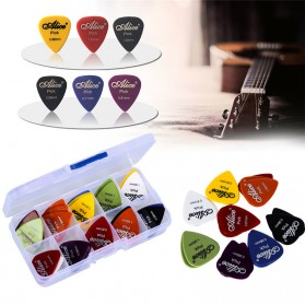 Alice Pick Gitar Akustik 40 PCS - A011A - Multi-Color