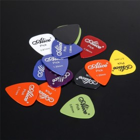 Alice Pick Gitar Akustik 40 PCS - A011A - Multi-Color - 4