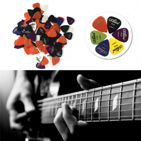 Alice Pick Gitar Akustik 40 PCS - A011A - Multi-Color - 8