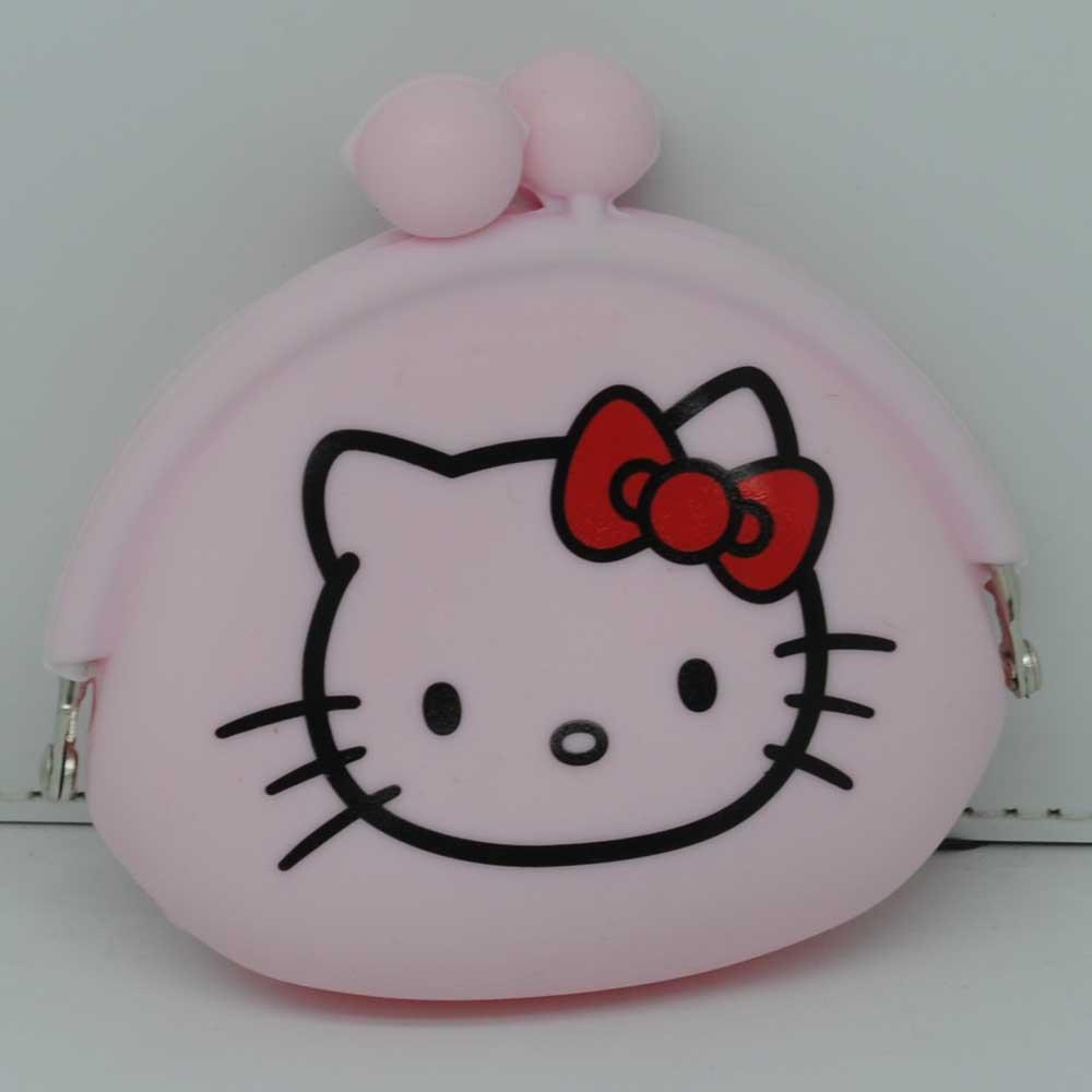 Dompet Koin Gambar Hello Kitty