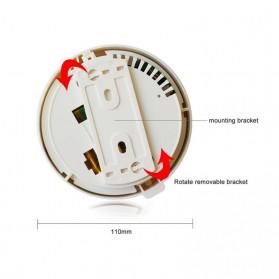 Alarm Detektor Asap - White - 6