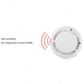 Alarm Detektor Asap - White - 7