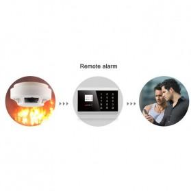 Alarm Detektor Asap - White - 8