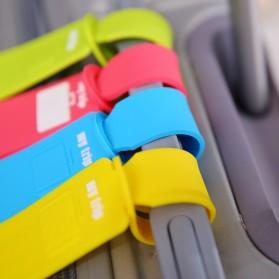 My Trip Tag ID Nama Koper - Multi-Color - 6