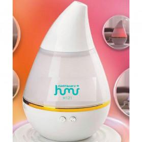 Taffware Mini Air Humidifier Ultrasonic Aromatherapy Oil Diffuser - HUMI H121 - White - 7