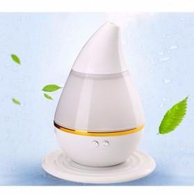 Taffware Mini Ultrasonic Air Humidifier Aroma Therapy - HUMI H121 - White - 8