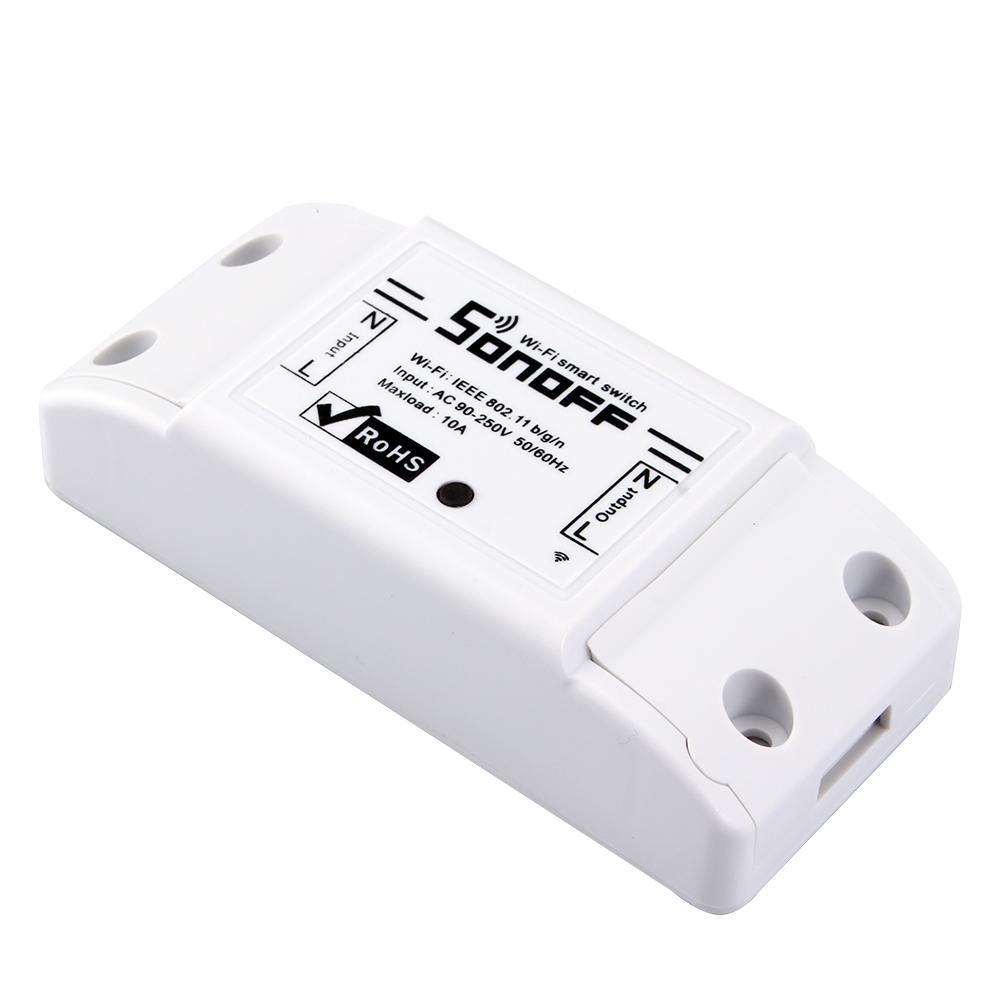 Sonoff Wifi Smart Switch - White