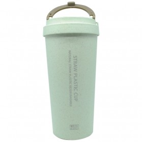 Botol Minum Coffee Cup 500ml - Blue