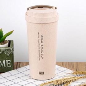 Botol Minum Coffee Cup 400ml - Pink - 2
