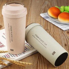 Botol Minum Coffee Cup 400ml - Pink - 3