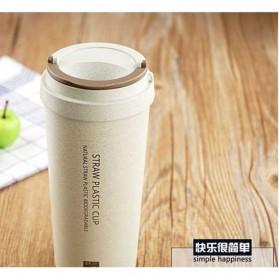 Botol Minum Coffee Cup 400ml - Pink - 5