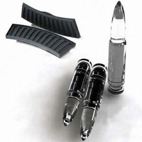 Cetakan Es Batu Model Peluru - Black - 3