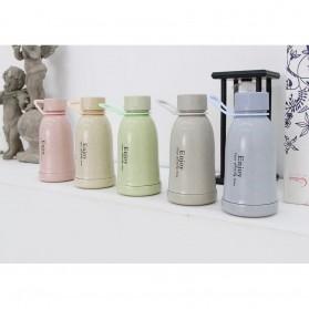 Botol Minum Plastik Enjoy 400ml - Pink - 4