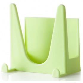 Rak Mini Gantungan Peralatan Dapur - Green