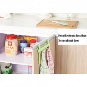 Rak Gantungan Peralatan Dapur model Hook - Blue - 7