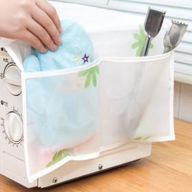 Cover Microwave - Transparent - 5