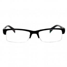 UVLAIK Kacamata Baca Lensa Minus 3.0 - Black - 2