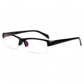 UVLAIK Kacamata Baca Lensa Minus 3.0 - Black - 3