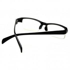 UVLAIK Kacamata Baca Lensa Minus 3.0 - Black - 6