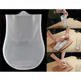 Pembuat Adonan Roti Bahan Silicone - Transparent