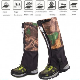 Cover Betis Kaki Waterproof - Camouflage