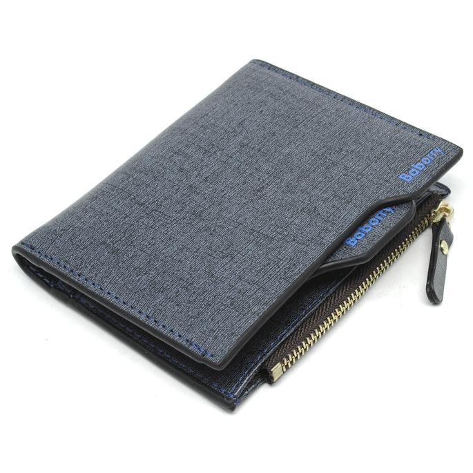 Bogesi Dompet Kulit Pria - 832-1 - Dark Blue - JakartaNotebook.com e53016b7b3