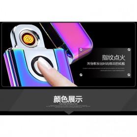 Taffware e-Spark Korek Elektrik Fingerprint Sensor + Shake Activation Heating Coil - HB-111 - Silver - 2