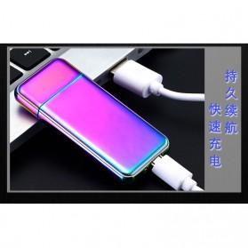 Taffware e-Spark Korek Elektrik Fingerprint Sensor + Shake Activation Heating Coil - HB-111 - Silver - 3