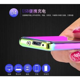 Taffware e-Spark Korek Elektrik Fingerprint Sensor + Shake Activation Heating Coil - HB-111 - Silver - 4