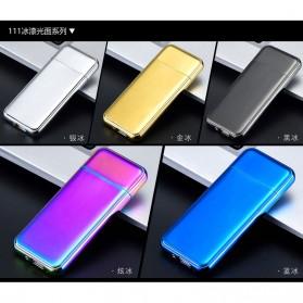Taffware e-Spark Korek Elektrik Fingerprint Sensor + Shake Activation Heating Coil - HB-111 - Silver - 5