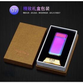 Taffware e-Spark Korek Elektrik Fingerprint Sensor + Shake Activation Heating Coil - HB-111 - Silver - 7