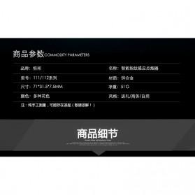 Taffware e-Spark Korek Elektrik Fingerprint Sensor + Shake Activation Heating Coil - HB-111 - Black - 11